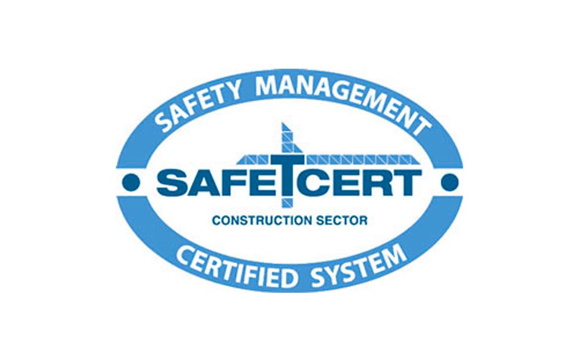 Safe-T-Cert Achievement (Grade A)