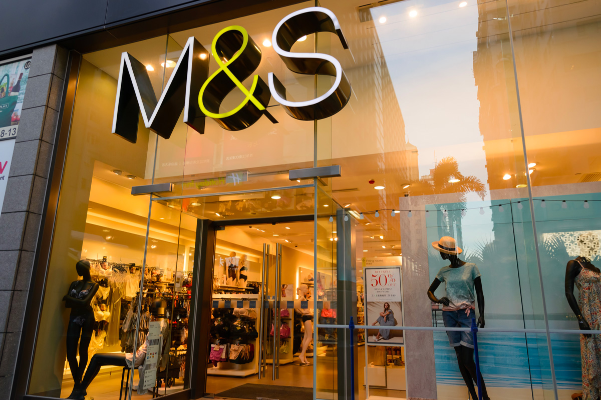 Marks & Spencer – Various locations