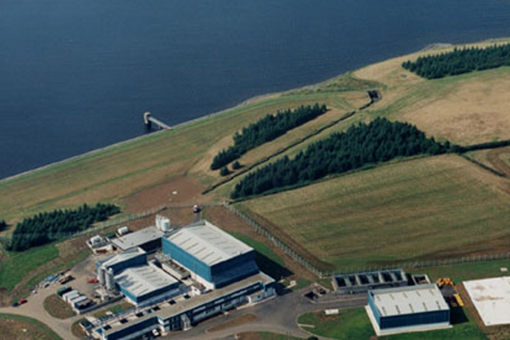Ballinrees Water Treatment Works