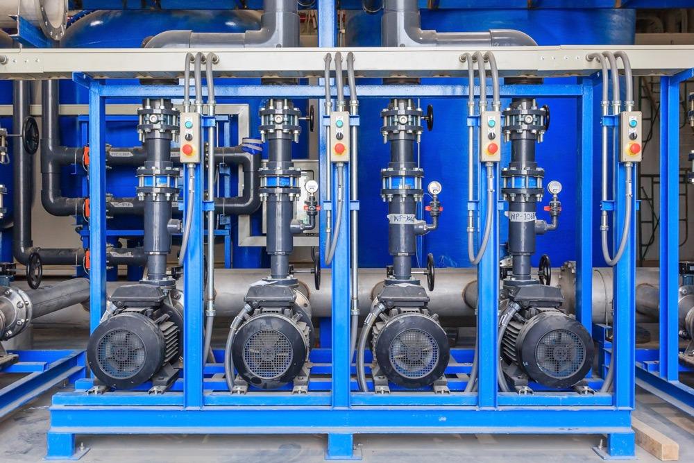 Castlecaulfield Waste Water Treatment Works