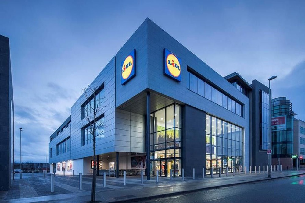 Lidl East Wall Dublin