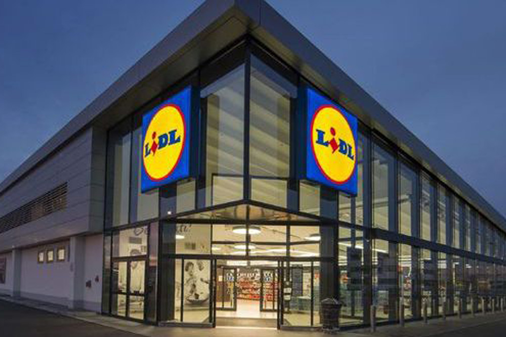 Lidl Tallaght, Dublin
