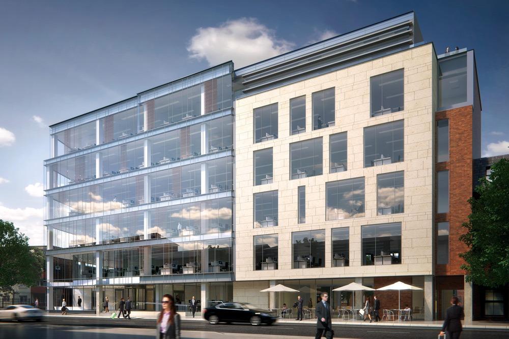 Sharp Building, Hogan Place, Dublin 2