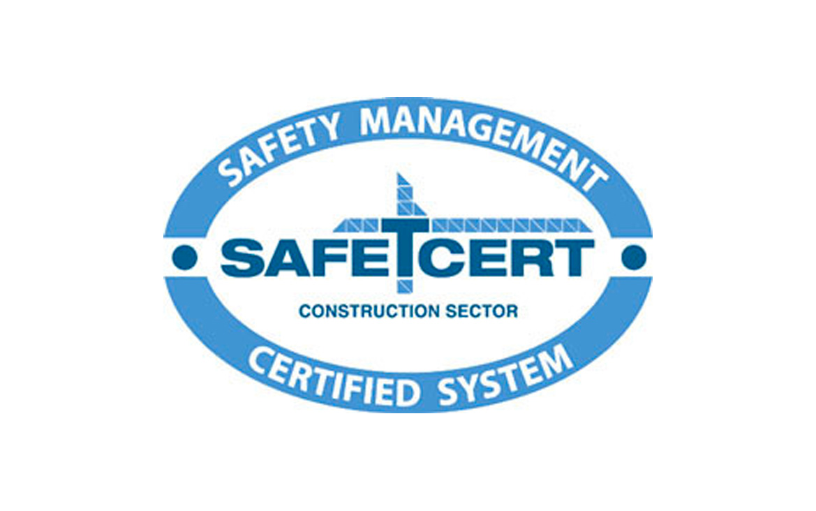 Safe-T-Cert Achievement (Grade A)