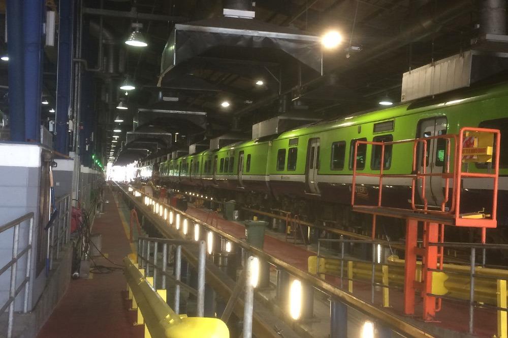 Drogheda Train Station