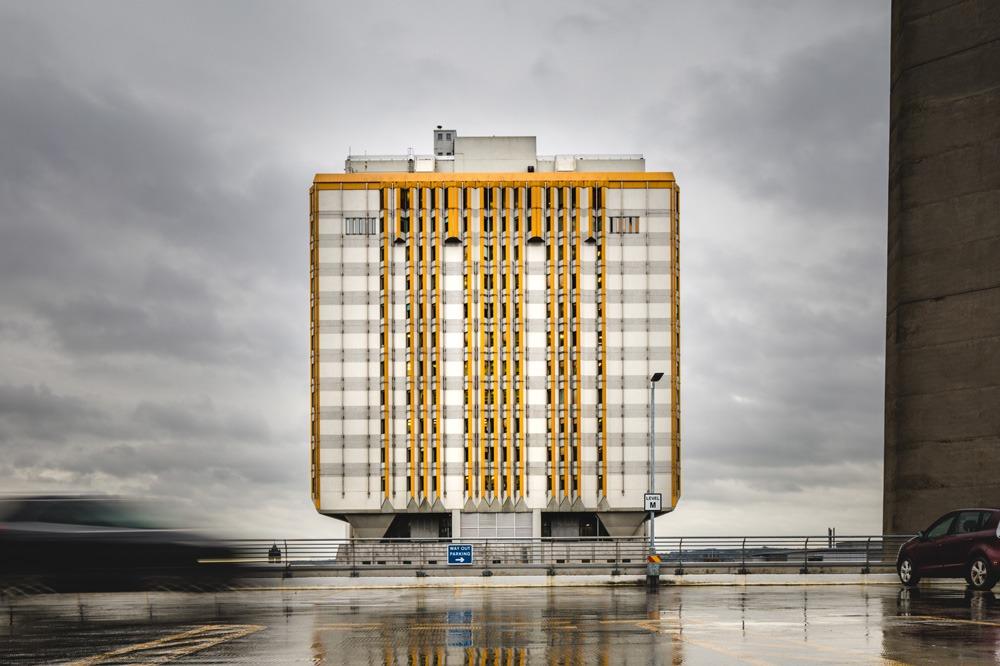 Belfast City Hospital Exterior