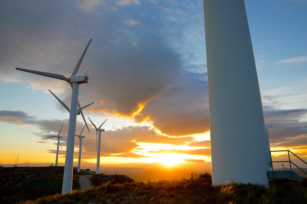 Eglish Wind Farm