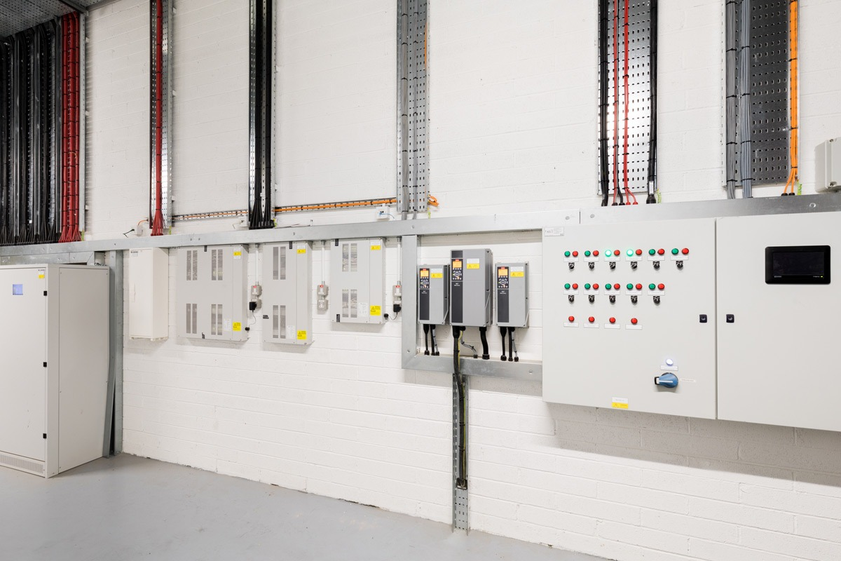 Lidl Regional Distribution Centre Electrical Work