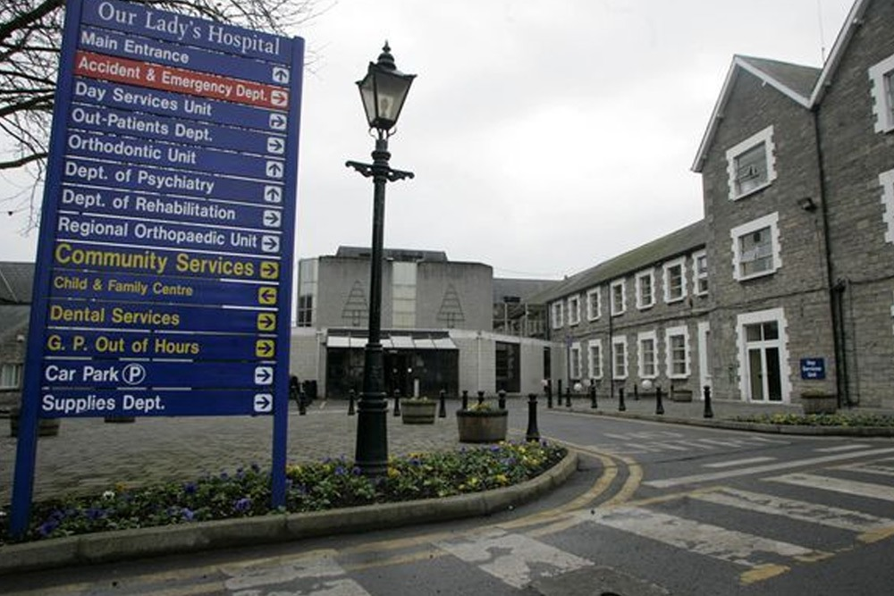 Our Lady of Lourdes Hospital, Navan